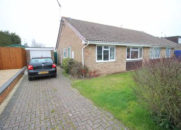 Thumbnail 2 bed semi-detached bungalow for sale in Orchard Way, Huntley, Gloucester