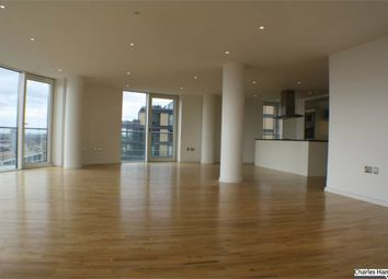 Thumbnail 2 bed flat to rent in Ability Place, 37 Millharbour, London, United Kingdom
