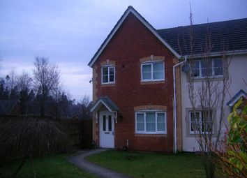 Thumbnail 3 bedroom end terrace house to rent in Tro Tircoed, Penllergaer
