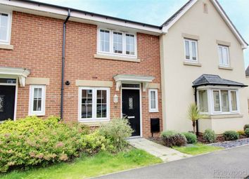 Thumbnail 3 bed terraced house to rent in Askew Way, The Spires, Chesterfield, Derbyshire
