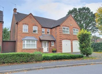 Thumbnail 5 bed detached house for sale in Thetford Avenue, Warndon, Worcester