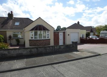 Thumbnail 3 bed semi-detached bungalow for sale in Mayfair Crescent, Crownhill, Plymouth