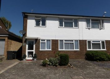 Thumbnail 2 bed maisonette for sale in Bruce Drive, Ashen Vale, South Croydon, Surrey
