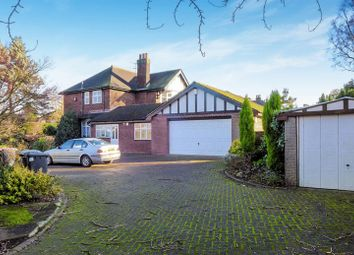 Thumbnail 6 bed detached house for sale in 'birchdene', Longley Drive, Worsley