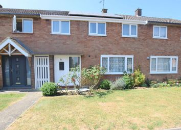 Thumbnail 3 bed terraced house for sale in Caernarvon Crescent, Bletchley, Milton Keynes