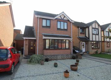 Thumbnail 3 bedroom detached house for sale in Brampton Way, Portishead, North Somerset