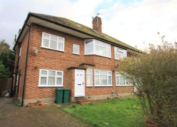 Manor Way, Ruislip HA4. 2 bed maisonette