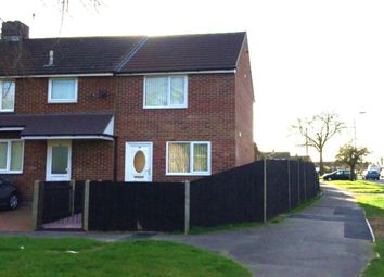 Thumbnail 2 bed terraced house to rent in Bondfields Crescent, Havant