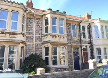 Thumbnail 3 bed terraced house for sale in Cromer Road, Weston-Super-Mare