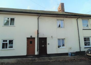 Thumbnail 2 bed cottage for sale in Mill Lane, North Tawton