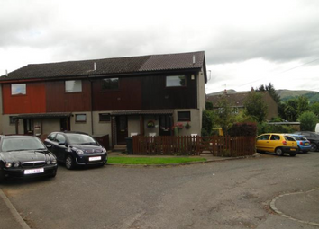 Thumbnail 1 bed terraced house to rent in 2 Belvidere, Crown Wynd, Auchterarder