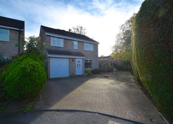 Thumbnail 4 bed detached house for sale in Hartley Close, Chipping Sodbury, Bristol