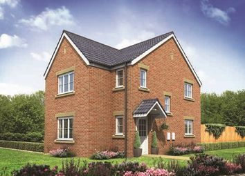 "Thumbnail 3 bed detached house for sale in ""The Hatfield Corner"" at Bellona Drive, Peterborough"