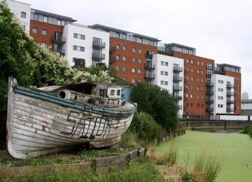Thumbnail 2 bed flat to rent in The Lock, Stratford