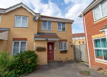 Thumbnail 2 bed semi-detached house for sale in Bellarmine Close, London