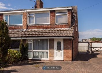 Thumbnail 2 bed semi-detached house to rent in Ashurst Road, Leyland