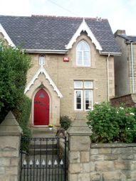 Thumbnail 2 bed semi-detached house for sale in Flash Lane, Mirfield