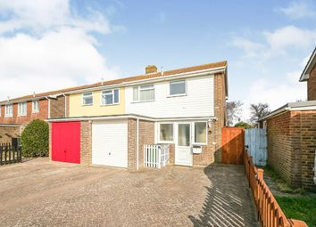 Denham Way, Camber, Rye, East Sussex TN31. 3 bed semi-detached house for sale