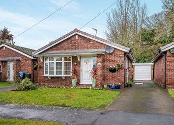Thumbnail Detached bungalow for sale in Park Crescent, Doveridge, Ashbourne