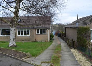 2 bed semi-detached bungalow to rent in Holmdale Crescent, Netherthong, Holmfirth HD9