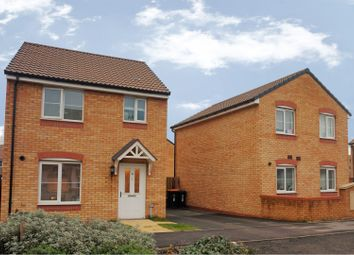 Thumbnail 3 bed detached house for sale in Park Way, Newport
