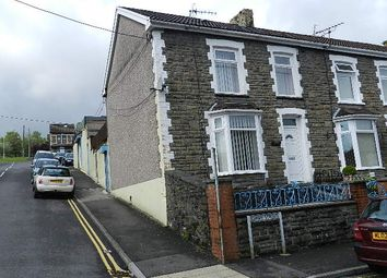Thumbnail 3 bedroom end terrace house for sale in Kenry Street, Tonypandy