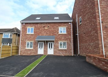 Thumbnail 4 bed semi-detached house for sale in Church Lane, Dinnington, Sheffield