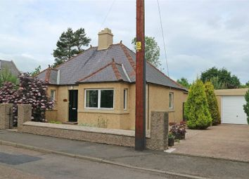 Thumbnail 3 bed detached bungalow for sale in Main Street, Horncliffe, Berwick-Upon-Tweed, Northumberland