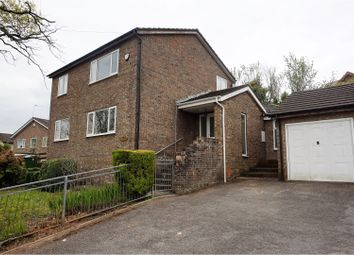 Thumbnail 4 bed detached house for sale in Radyr Court Rise, Cardiff