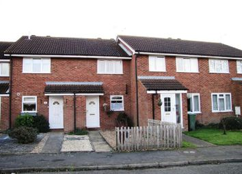 Thumbnail 2 bed terraced house for sale in Petersham Close, Newport Pagnell