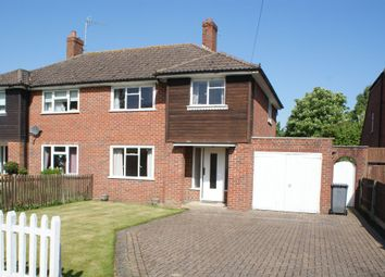 Thumbnail 3 bed semi-detached house for sale in Summers Road, Farncombe