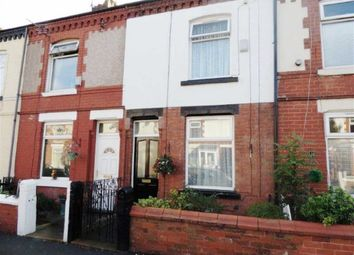 Thumbnail 2 bed terraced house for sale in Athol Street, Gorton, Manchester