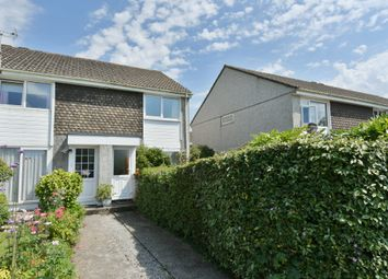 Thumbnail 2 bed end terrace house for sale in Messack Close, Falmouth