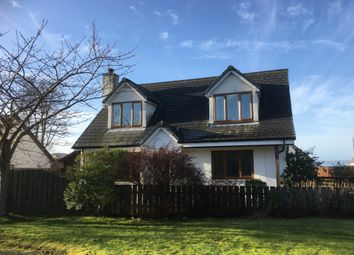 Thumbnail 4 bed detached house for sale in Etive Park, North Connel, Oban