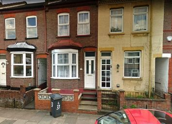 Thumbnail 2 bed terraced house to rent in St. Saviours Crescent, Luton