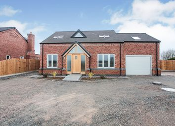 Thumbnail 3 bed detached house for sale in Bayton Views, Withybrook Road, Bulkington, Bedworth