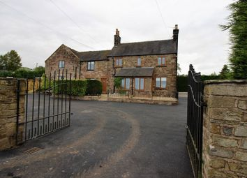 Thumbnail 5 bedroom detached house for sale in Ostlers Lane, Cheddleton, Near Leek, Staffordshire