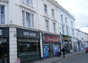 Thumbnail Commercial property for sale in 60, Queen Street, Newton Abbot, Devon