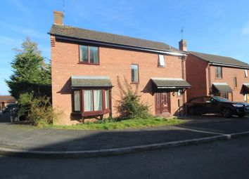 Thumbnail 4 bed detached house for sale in Butchers Close, Bishops Itchington, Southam