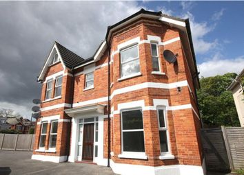 Thumbnail 1 bedroom flat to rent in Alumhurst Road, Westbourne, Bournemouth