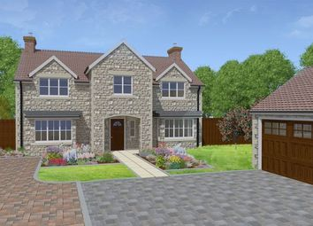 Thumbnail 4 bed detached house for sale in Critch Hill, Frome