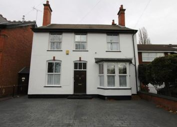 Thumbnail 5 bedroom detached house to rent in Wolverhampton Road West, Walsall