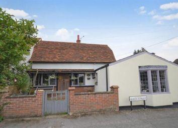 Thumbnail 3 bedroom semi-detached house for sale in Queen Street, Great Oakley, Harwich