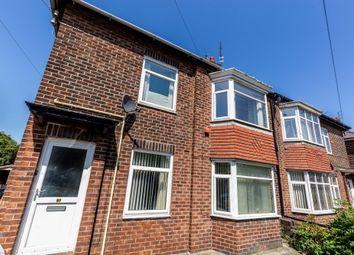 Thumbnail 3 bed flat for sale in Benton Park Road, Benton, Newcastle Upon Tyne