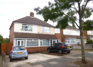 Thumbnail 2 bed semi-detached house for sale in Southgate Road, Great Barr, Birmingham