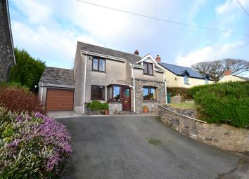 Thumbnail 3 bed detached house for sale in Cosheston, Pembroke Dock