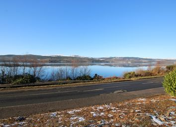 Thumbnail Land for sale in Plot 2 Creagganbank, Strachur