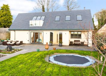 Lower Road, South Wonston, Winchester, Hampshire SO21. 4 bed detached house for sale