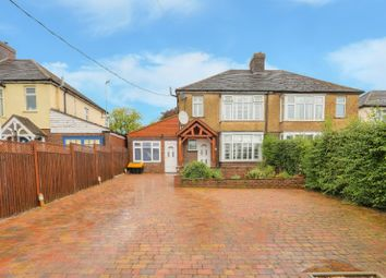 Thumbnail 4 bed semi-detached house for sale in Lye Hill, Breachwood Green, Hitchin, Hertfordshire