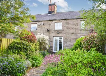 Thumbnail 2 bed terraced house for sale in North Charlton, Chathill